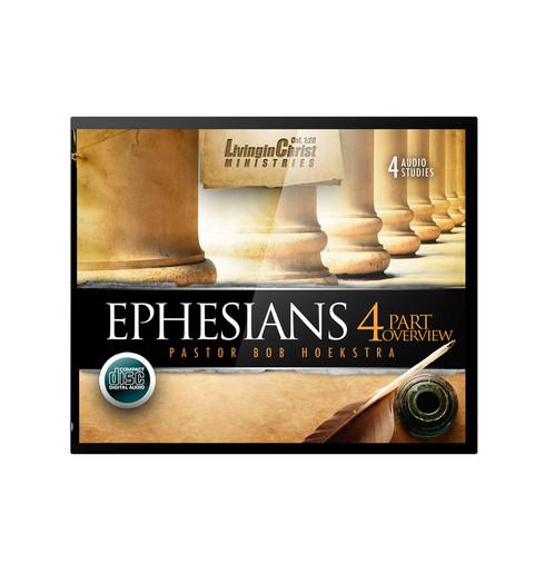 Ephesians Overview CD Set