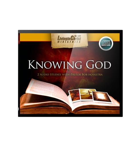 Knowing God CD Set