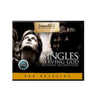 Singles Serving God Without Distraction CD