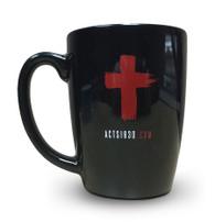 Evangelistic Ceramic Mug - Black