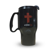 Evangelistic Travel Mug - Black