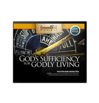 God's Sufficiency for Godly Living - CD Set