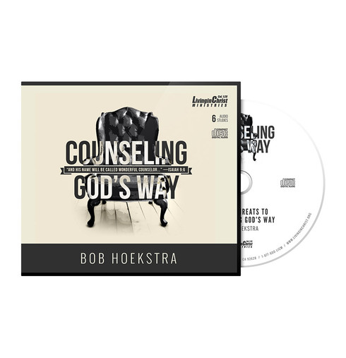 Counseling God's Way CD Cover