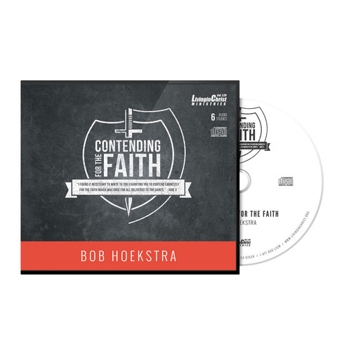 Contending for the Faith CD Cover