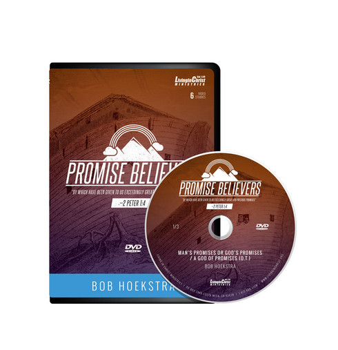 Promise Believers DVD Cover