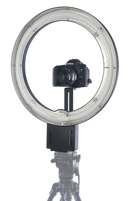 How To Set Up Diva Ring Light