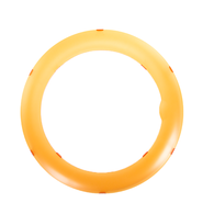 Diva Ring Light Orange Diffusion Plate