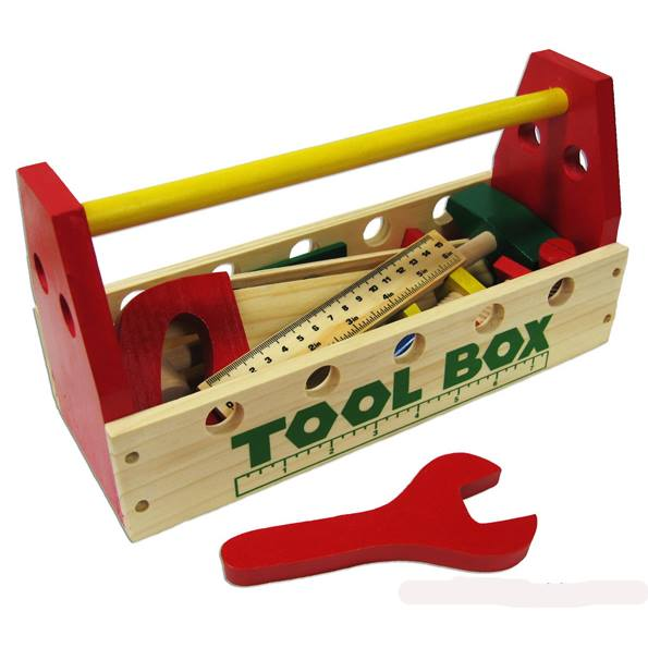 21 Piece Tool Set