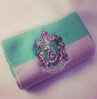 Slytherin Inspired Scarf