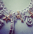 Deluxe Harry Potter Inspired Charm Bracelet - Close Up 1 - Cobalt Heights