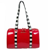 Starstruck The Funhouse Handbag - Red - Cobalt Heights