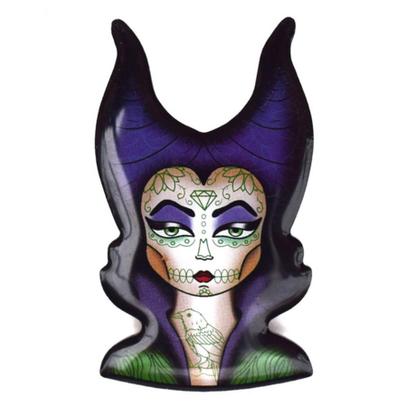 Jubly Umph Evil Sorceress Brooch - Cobalt Heights