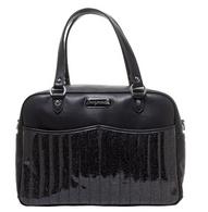 Sourpuss Retro Diaper Bag - Black - Cobalt Heights