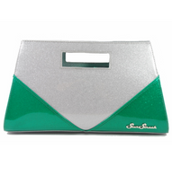 Starstruck Vixen Clutch - Emerald Green - Cobalt Heights