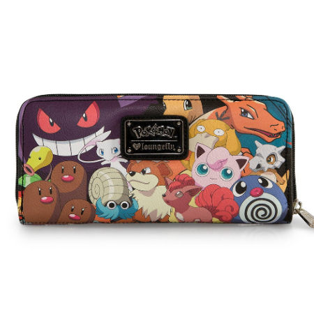 b33ed6ea128f Loungefly X Pokemon Characters Wallet - Cobalt Heights