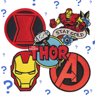 Loungefly X Marvel Patches - Random Pack Of 3 - Cobalt Heights
