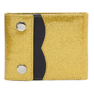 Sourpuss Sabrina Wallet - Gold - Cobalt Heights