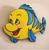 Hungry Designs Flounder Brooch - Cobalt Heights