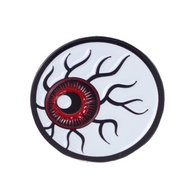 Kustom Kreeps Eyeball Lapel Pin - Cobalt Heights