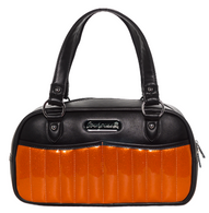 Sourpuss Glitter Sabrina Purse - Orange - Cobalt Heights