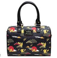 Loungefly X Pokemon Pikachu Clouds Handbag - Cobalt Heights
