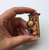 Hungry Designs Alice In Wonderland Doorknob Brooch - In hand - Cobalt Heights