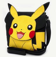 Loungefly X Pokemon Pikachu Face Cross Body Bag - Cobalt Heights