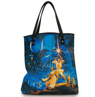 Loungefly X Star Wars A New Hope Scene Tote - Cobalt Heights