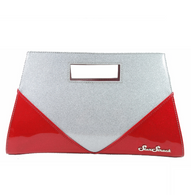 Starstruck Vixen Clutch - Red - Cobalt Heights