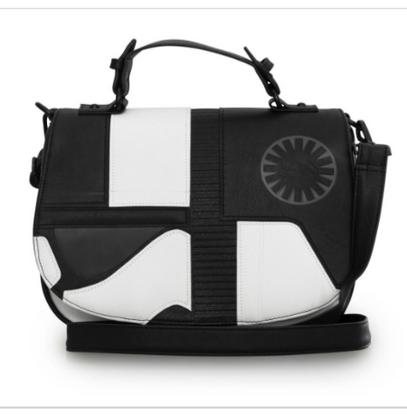 Loungefly X Star Wars Executioner Crossbody Handbag - Cobalt Heights