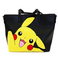 Loungefly X Pokemon Pikachu Face Tote Handbag - Cobalt Heights