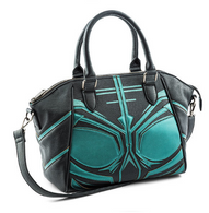 Loungefly X Marvel Hela Cosplay Handbag - Cobalt Heights