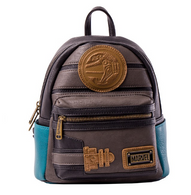 Loungefly X Marvel Valkyrie Mini Backpack - Cobalt Heights