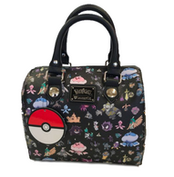 Loungefly X Pokemon Ghost Type Handbag - Cobalt Heights