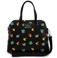 Loungefly X Pokemon Starters Handbag - Cobalt Heights