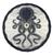Sourpuss Kraken Parasol - Cobalt Heights