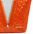 Starstruck Vixen Tote - Orange and Silver - Close Up - Cobalt Heights