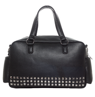 Sourpuss Studded Diaper Bag - Cobalt Heights