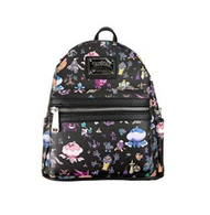 Loungefly X Pokemon Ghost Type Mini Backpack - Cobalt Heights