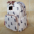 Loungefly X Disney Minnie Mouse Pastel Mini Backpack - Side - Cobalt Heights