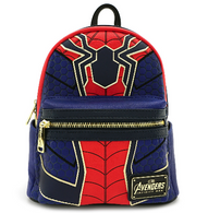 Loungefly X Marvel Spiderman Cosplay Mini Backpack - Cobalt Heights