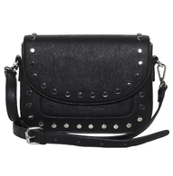 Sourpuss Vagabond Purse - Cobalt Heights