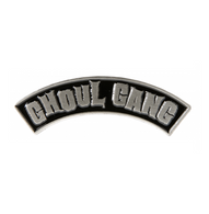 Sourpuss Ghoul Gang Enamel Pin - Cobalt Heights