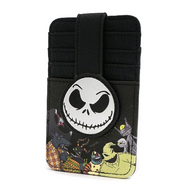 Loungefly X The Nightmare Before Christmas Jack ID Wallet - Cobalt Heights