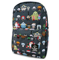 Loungefly X The Nightmare Before Christmas Chibi Backpack - Cobalt Heights
