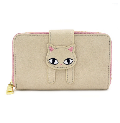 Loungefly Cat Eyes Wallet - Cobalt Heights