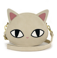 Loungefly Pink Cat Eyes Cross Body Bag - Cobalt Heights