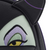 Loungefly X Disney Maleficent Mini Backpack - Close Up - Cobalt Heights