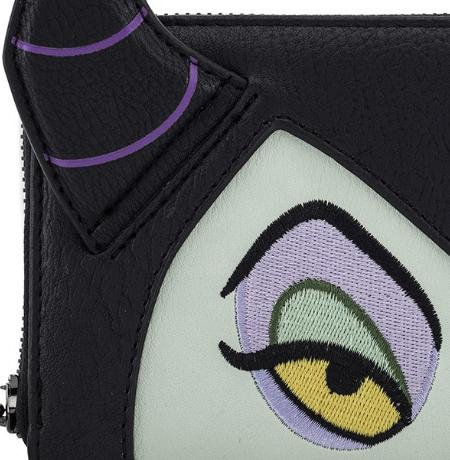 9908de44e50 Loungefly X Disney Maleficent Wallet - Cobalt Heights. Larger   More Photos