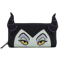 Loungefly X Disney Maleficent Wallet - Cobalt Heights